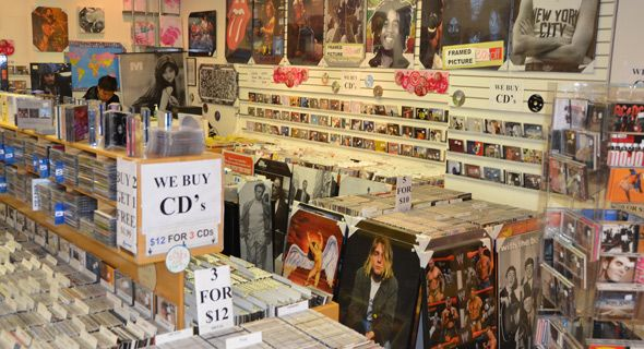 Buy & Sell Music Services Calgary | Services | CD Trader Ltd